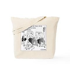 Spiritual Advisors for Lab Rats Tote Bag