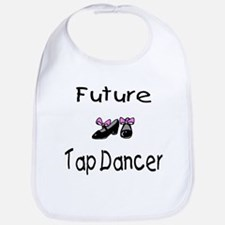 Future Tap Dancer Bib