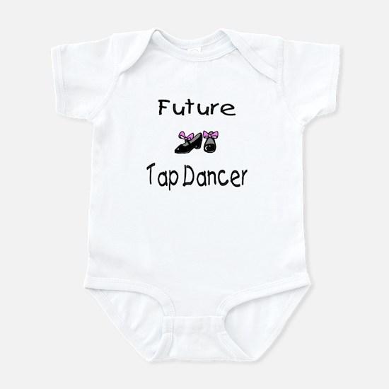 Future Tap Dancer Infant Bodysuit
