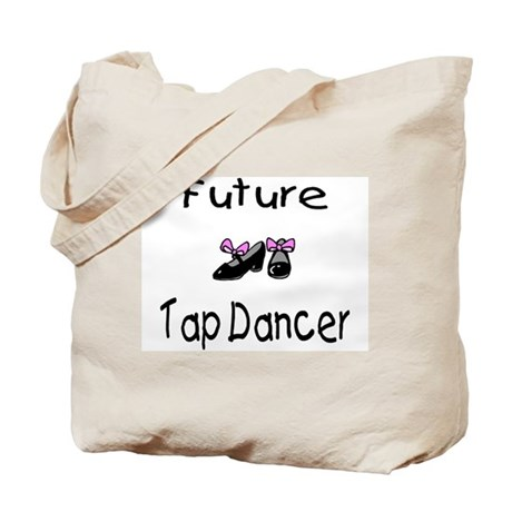 Future Tap Dancer Tote Bag