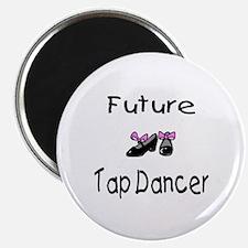 Future Tap Dancer Magnet