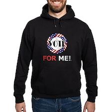 Vote for Me Hoodie