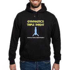 Gymnastics Teepossible.com Hoodie