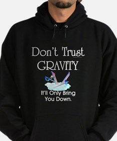 TOP Don't Trust Gravity Hoodie (dark)