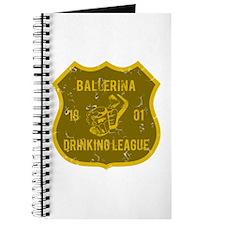 Ballerina Drinking League Journal