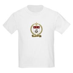 RENOYER Family Crest Kids T-Shirt