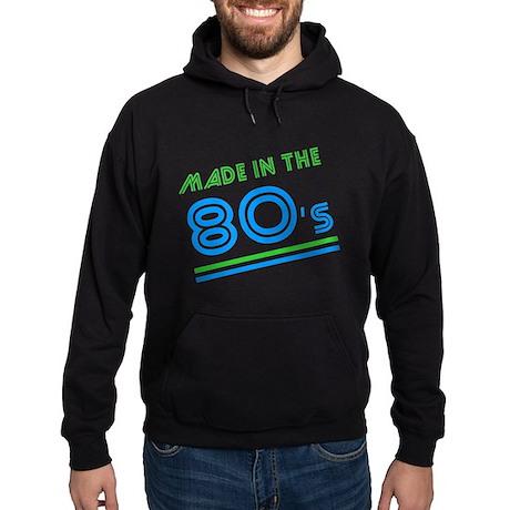 Made in the 80's Hoodie (dark)