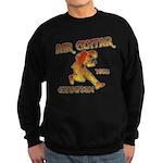 Air Guitar Champion (vintage) Sweatshirt (dark)