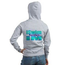 iSwim therefore IM Zip Hoodie
