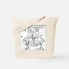 Artichoke Heart Transplants Tote Bag