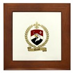 RENAUD Family Crest Framed Tile