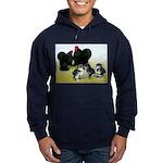 Black Cochin Family Hoodie (dark)