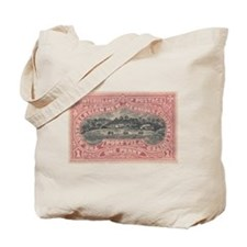 1d native canoes Tote Bag