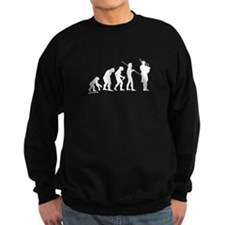 Bagpipe Evolution Sweatshirt