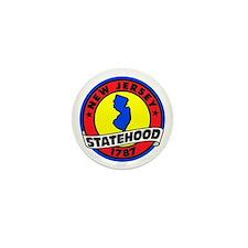 State Pride! Mini Button
