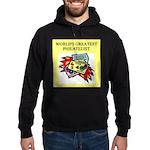 philatelist gifts t-shirts Hoodie (dark)