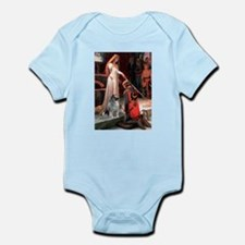 Accolade/Keeshond #2 Infant Bodysuit