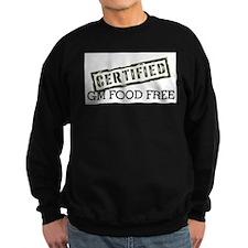 GM FOOD FREE Sweatshirt