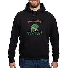 Powered By Turtles Hoodie