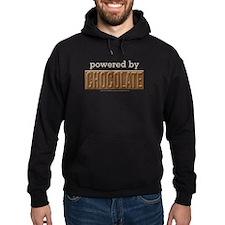 Powered By Chocolate Hoodie