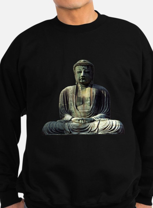 Great Buddha Sweatshirt (dark)