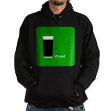 iStout Green Hoodie