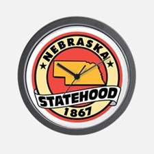 State Pride! Wall Clock