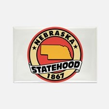 State Pride! Rectangle Magnet