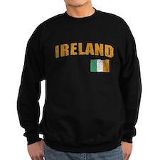 Vintage Ireland Soccer Sweatshirt