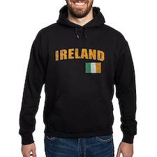 Vintage Ireland Soccer Hoodie