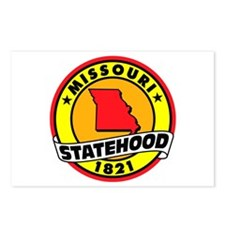 State Pride! Postcards (Package of 8)