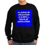 engineer engineering Sweatshirt (dark)