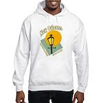 Mardi Gras Hooded Sweatshirt