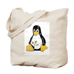 Christmas Tux - Tote Bag