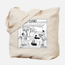 CLEAR! Tote Bag