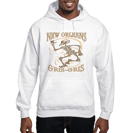 New Orleans Grsi Gris Hooded Sweatshirt