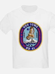 USS IOWA T-Shirt