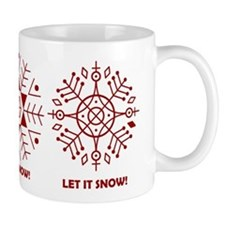 Let it Snow - Mug