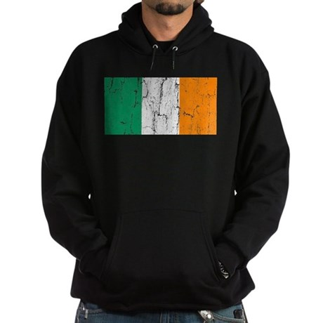 Retro Ireland Hoodie (dark)