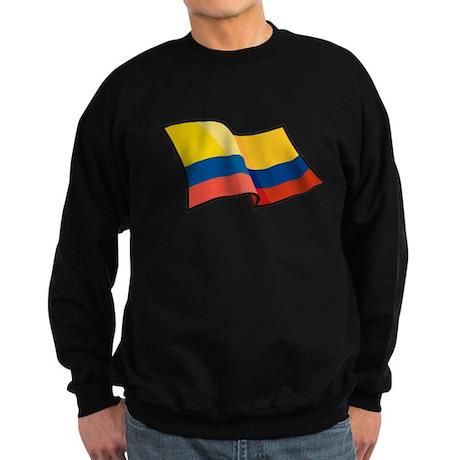 Colombian Flag Sweatshirt (dark)