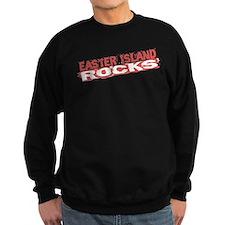 Easter Island Rocks Jumper Sweater