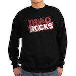Iraq Rocks Sweatshirt (dark)