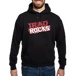 Iraq Rocks Hoodie (dark)