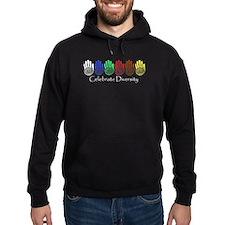 Celebrate Diversity - Sacred Hoodie