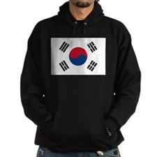 South Korea Flag Hoodie