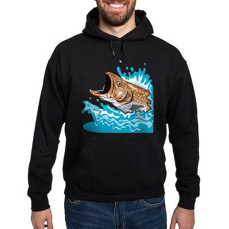 Fish Out Of Water Hoodie (dark)