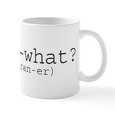 Cute Weimaraner Mug
