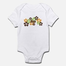 Ava - Fall Flowers Infant Bodysuit