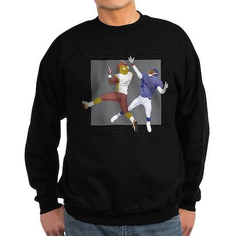 Collision Football Sweatshirt (dark)