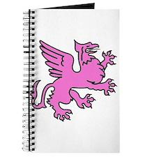 Pink Griffin Journal